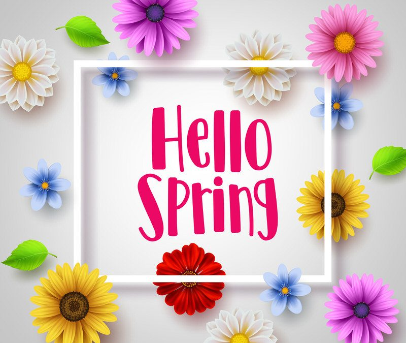 Spring has Sprung. How's Your Business Celebrating?
